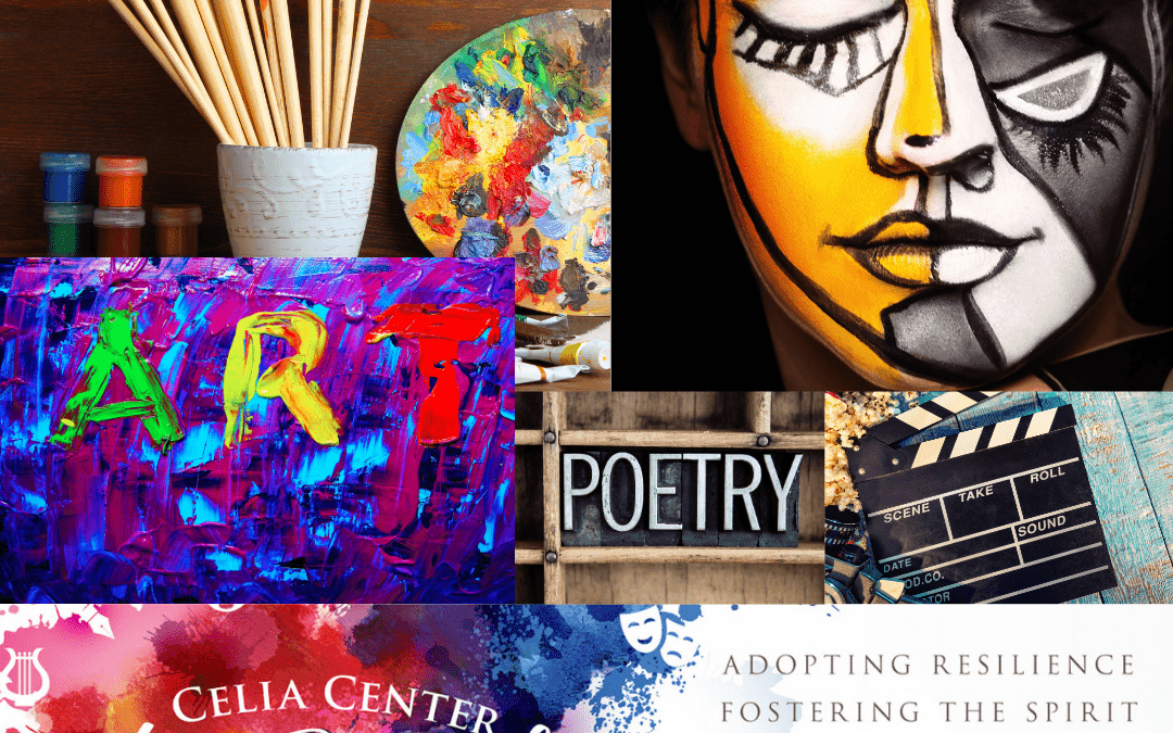 2021 VIRTUAL Celia Center ARTS FEST Seeking Submissions: Foster Care Awareness Month